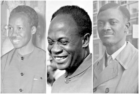 The Development of African Nationalism